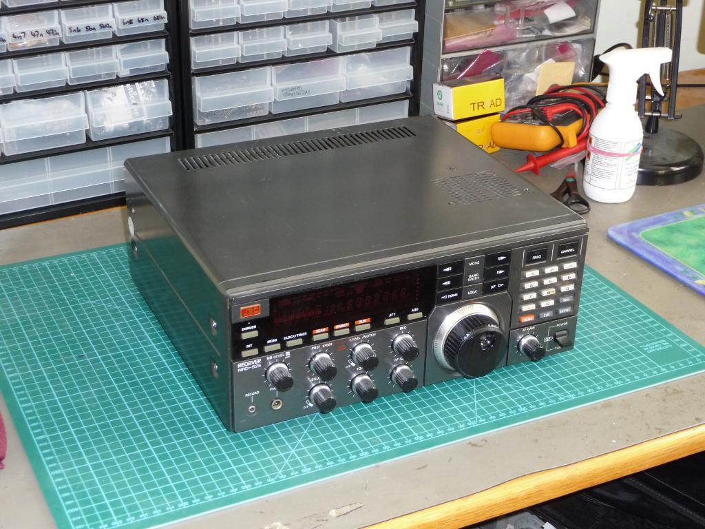 JRD-525 Receiver