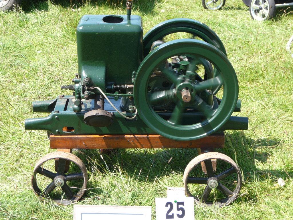 Idling engine