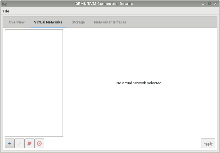 Creating virtual networks in KVM – Dark and Scary